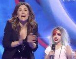 Una pequeña drag queen de 10 años emociona a Nagore Robles en 'Adivina qué hago esta noche'