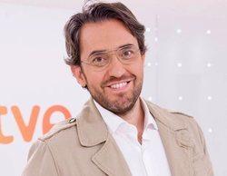 Máximo Huerta regresa a TVE con el magacín 'A partir de hoy'