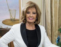 El inesperado regreso de María Teresa Campos a Telecinco en 'Mi casa es la tuya'