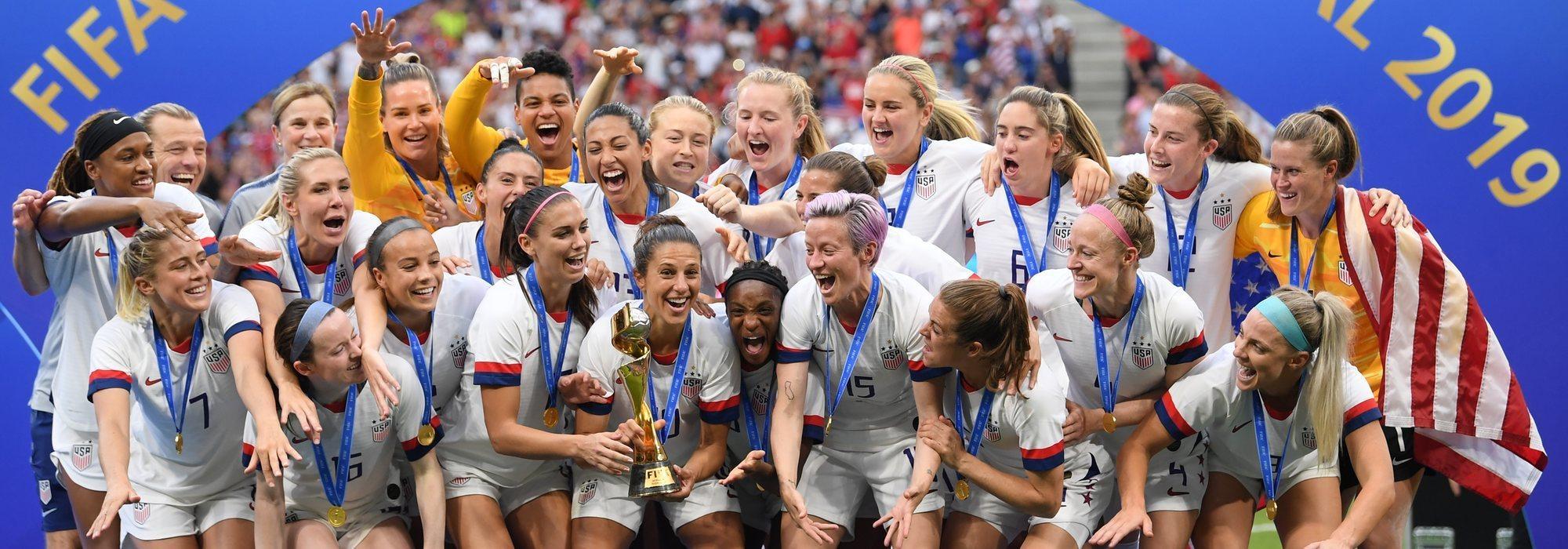 El fútbol femenino triunfa en televisión: Los datos del Mundial de Francia 2019 que demuestran su éxito