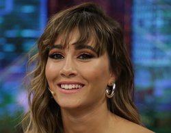Pablo Motos hace pasar un momento embarazoso a Aitana en 'El hormiguero' con su pregunta de las pezoneras
