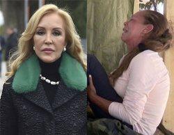 """Carmen Lomana critica a Isabel Pantoja tras su ataque de ansiedad en 'Supervivientes': """"Me da vergüenza ajena"""""""