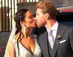 'Viva la vida' arrasa con un 19,1% y es lo más visto del día con la boda de Sergio Ramos y Pilar Rubio