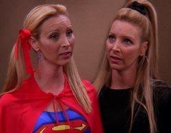 La asombrosa razón por la que Phoebe debía tener una hermana gemela en 'Friends'