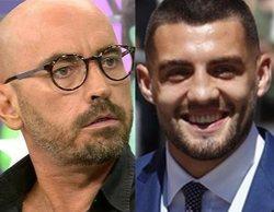 Diego Arrabal, muy criticado por su metedura de pata en 'Viva la vida' al hablar de la boda de Pilar Rubio