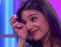 """Ana Guerra rompe a llorar de emoción en 'Juego de niños': """"Es lo más grande con lo que he podido ayudar nunca"""""""