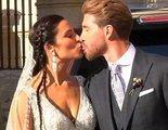 'Viva la vida' (19,1%) y 'Sábado deluxe' (18,3%) se disparan con la boda de Sergio Ramos y Pilar Rubio