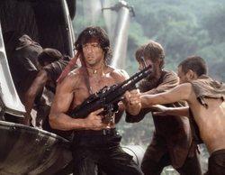 """Trece se hace con el prime time gracias a """"Rambo: Acorralado 2"""", que además lidera la jornada"""