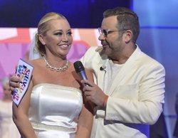 Los planes de Telecinco con la boda de Belén Esteban: Jorge Javier se irá para presentar 'Deluxe' en directo