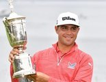El U.S. Open de golf lidera ampliamente en el domingo más deportivo de Fox