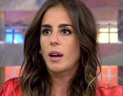 Anabel Pantoja se hace el test de embarazo en directo en 'Sálvame'