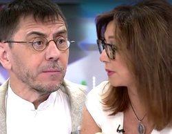 """Monedero, sobre 'El programa de Ana Rosa': """"Yo estoy aquí por amor, porque por ideología no puede ser"""""""
