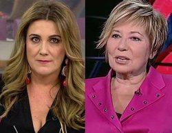 Carlota Corredera y Celia Villalobos apoyan a Marta Flich tras el ataque del diario de Eduardo Inda