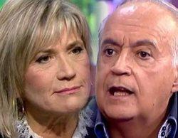 """Julia Otero revela su tenso episodio con José Luis Moreno en TVE: """"Nos amenazó con no salir en directo"""""""