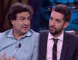 """La pulla de Pepe Rodríguez con los becarios de 'La resistencia': """"Aquí no sois como Jordi Cruz"""""""