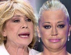 """Mila Ximénez recrimina a Belén Esteban que Kiko Hernández no sea testigo en su boda: """"No me ha gustado"""""""