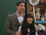 Una actriz de 'Friends' confiesa que la abuchearon por interponerse entre Ross y Rachel