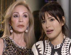 """Cruce de zascas entre Miriam Saavedra y Carmen Lomana: """"Está resentida y acomplejada"""""""