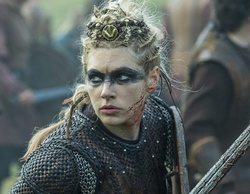'Vikings': Katheryn Winnick comparte un frenético teaser de la sexta temporada