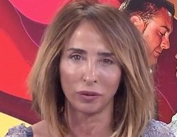 María Patiño explica el discurso que leyó en la boda de Belén Esteban y que algunos no entendieron