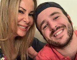 Ana Obregón informa del estado de salud de su hijo Álex Lecquio tras ser ingresado de nuevo en el hospital
