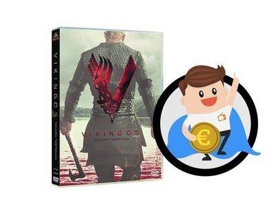 Las mejores ofertas en merchandising y DVD y Blu-Ray de la semana