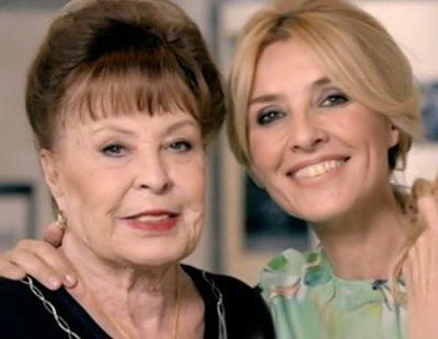 """La emotiva entrevista de Gemma Cuervo y Cayetana: """"Mi madre es muy feminista"""""""
