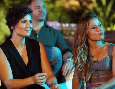 Verónica Romero y Rosa López se reencuentran con motivo del Orgullo LGTB