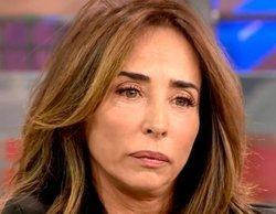 """María Patiño vivió un duro aprieto por defender a Belén Esteban en Antena 3: """"Me llevaron a los despachos"""""""