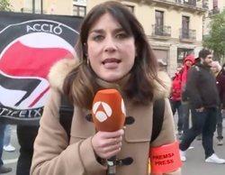 'Espejo público' se despide de Blanca Basiano, la reportera más