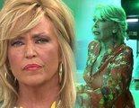 """Mila Ximénez abandona 'Sálvame' tras una gran bronca con Lydia Lozano: """"¡Eres una falsa!""""'"""