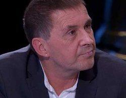 La Asociación de Víctimas del Terrorismo pide a TVE cancelar la entrevista con Arnaldo Otegi