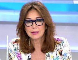 """Ana Rosa Quintana, sobre su declaración de la Renta: """"Me ha salido a pagar mucho, pero estoy contenta"""""""