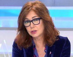 """Ana Rosa, indignada tras la entrevista a Otegi: """"Aquí hubo un boicot por la entrevista a la madre de El Cuco"""""""
