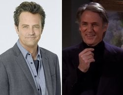 'Friends': John Bennet Perry, padre de Matthew Perry, intervino en varios episodios de la serie