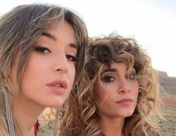 """Así es el videoclip de """"Me quedo"""", la canción de Aitana y Lola Índigo"""