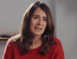 """Así ha sido la esperada reaparición de Anna Allen gracias a 'Paquita Salas': """"Voy a luchar y salir adelante"""""""