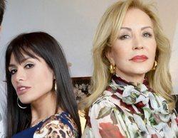 Carmen Lomana amenaza con abandonar la 'Gourmet Edition' por los constantes ataques de Miriam Saavedra