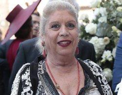 María Jiménez se recupera con rapidez, sorprendiendo a médicos y familiares