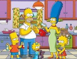 'Los Simpson' reinan en la sobremesa de Neox y 'Big Bang' hace lo propio en prime time