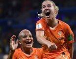 El Mundial de fútbol femenino sí logra esta jornada ser lo más visto con la prórroga Holanda-Suecia