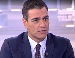 """Sánchez reitera su no a cogobernar Iglesias: """"Necesitamos un gobierno que no dependa de independentistas"""""""