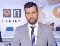 Antena 3 cancela sus informativos en Canarias 28 años después