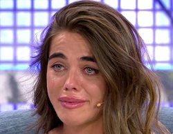 """Violeta Mangriñán se derrumba al hablar de su padre: """"No me perdona lo que he hecho"""""""