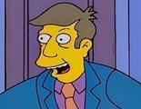 """Transforman una mítica escena de 'Los Simpson' en nivel de """"Super Mario"""""""