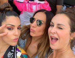 Terelu Campos, Mario Casas y Ana Milán, entre los televisivos que participaron en el desfile del Orgullo 2019