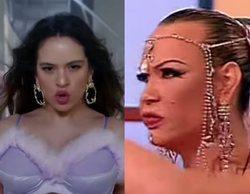 El crossover de Rosalía, La Veneno y 'Aquí no hay quien viva' que arrasa en redes sociales