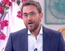 Máximo Huerta estrena 'A partir de hoy' hablando de su papel como Ministro y sus problemas con Hacienda