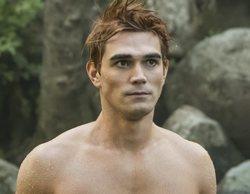 'Riverdale': Archie se quita la camiseta en la primera imagen de la cuarta temporada