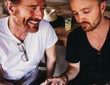 Aaron Paul y Bryan Cranston anuncian su proyecto en común y no es la película de 'Breaking Bad'